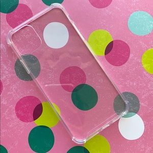 BRAND NEW, NEVER USED iPhone 11 Pro Max Case Clear